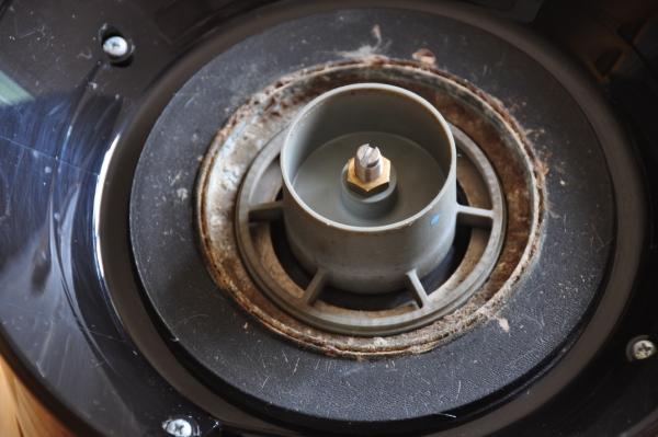 Rainbow Vacuum Matel Separator D2 NOS