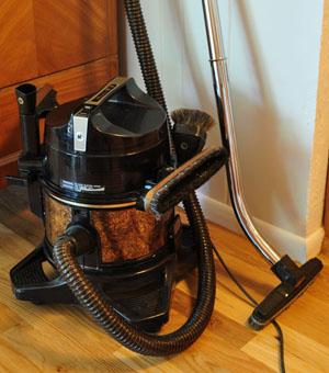 Rexair Rainbow Vacuum Repair Instructions on
